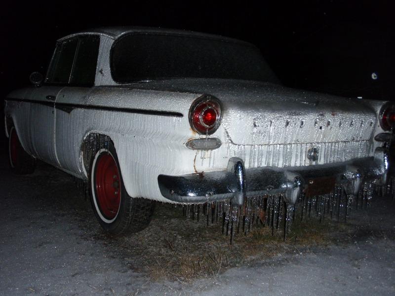 Fredz Icy Daytona